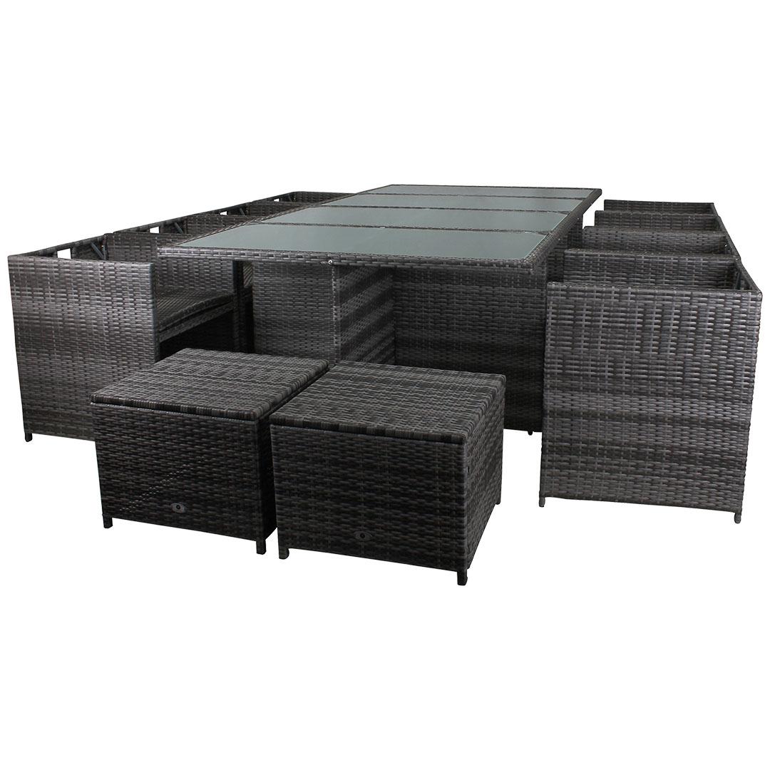 lounge rattan sitzgruppe bahama miweba. Black Bedroom Furniture Sets. Home Design Ideas